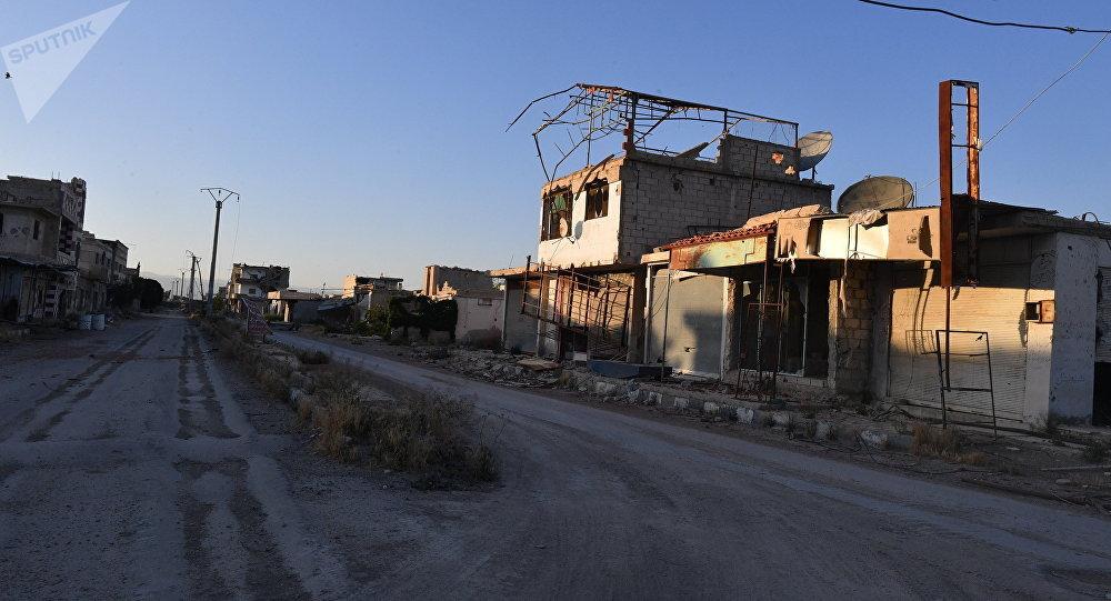 La situación de Guta Oriental en Siria