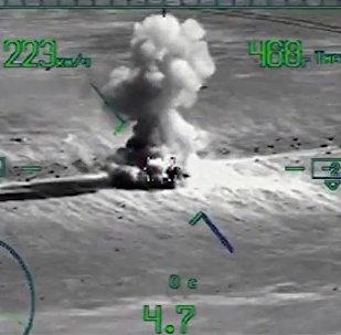 Débarquement tactique de l'armée syrienne