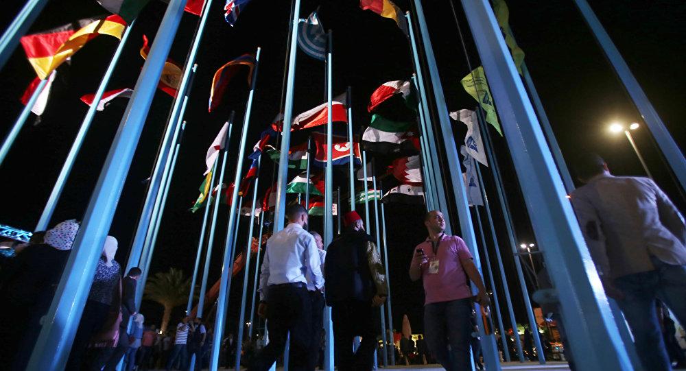 L'exposition industrielle à Damas redonne espoir aux Syriens