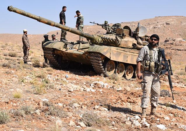 Combattants du Hezbollah