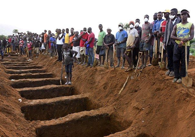 499 victimes des inondations en Sierra Leone
