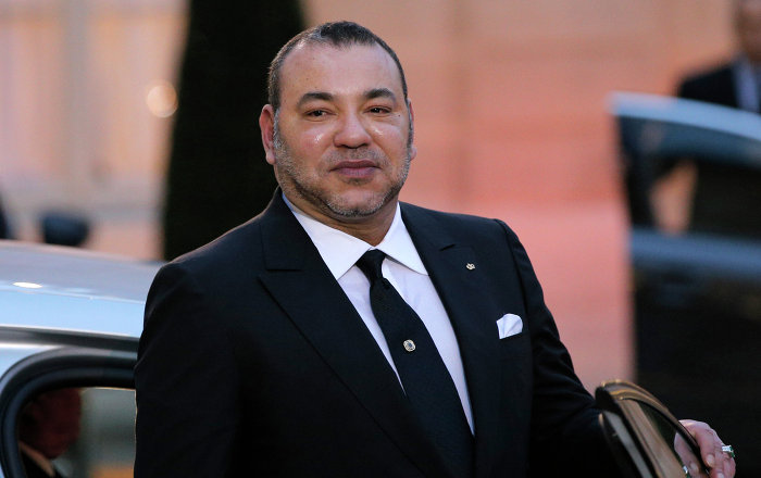 Roi Mohammed VI, archives