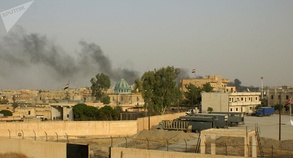 La ville syrienne de Hassaké