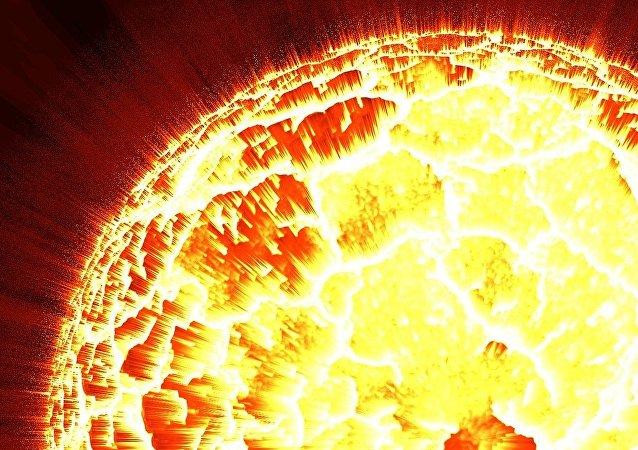 Cet éclair solaire pourra détruire l'humanité, et sa date est révélée