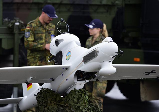 Des musiciens allemands protestent contre une future «guerre des drones»