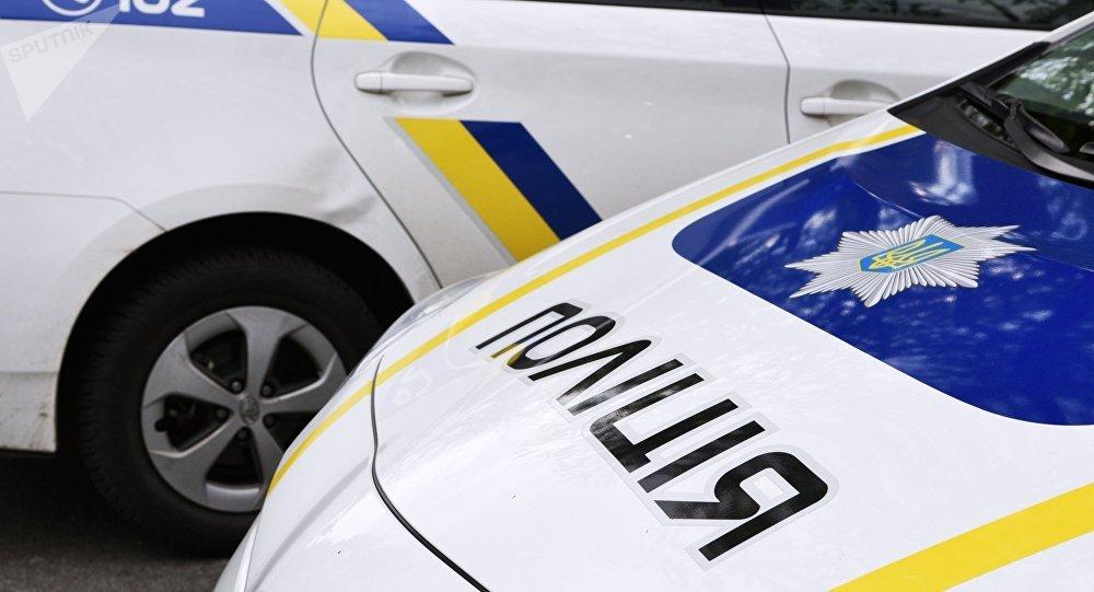 Police, Kiev