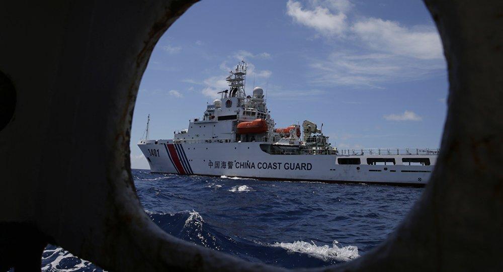 Pékin appelle les USA à ne pas intervenir dans ses affaires en mer de Chine méridionale