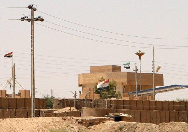 Abu Kamal. Archive photo