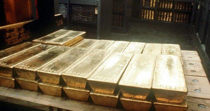 ULingots d'or