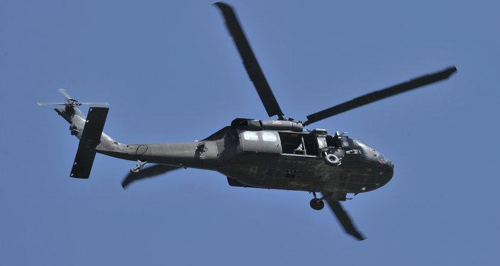 Sept soldats américains tués dans le crash de leur hélicoptère — Irak