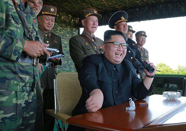 Les essais nucléaires nord-coréens, «un cadeau» adressé à Washington