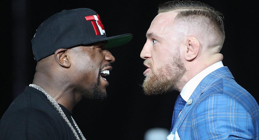 Conor McGregor souhaite une revanche contre Floyd Mayweather