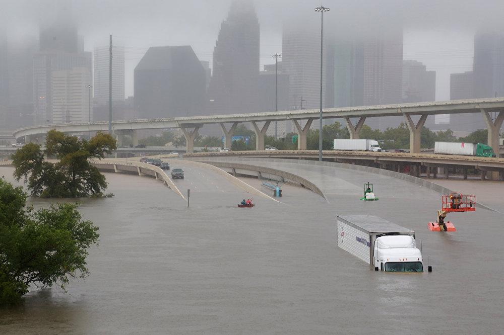Résultats de recherche d'images pour «images inondation houston»