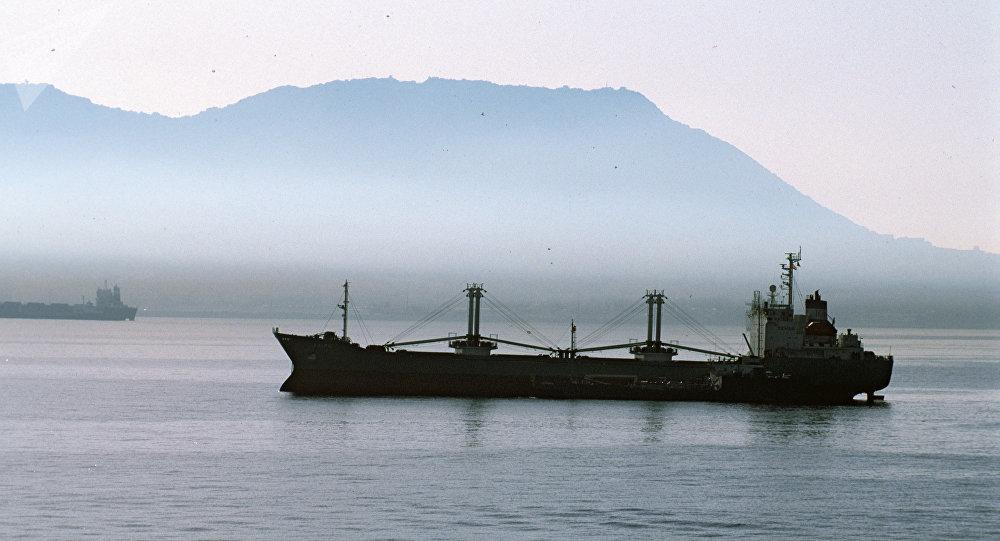 Un cargo (image d'illustration)