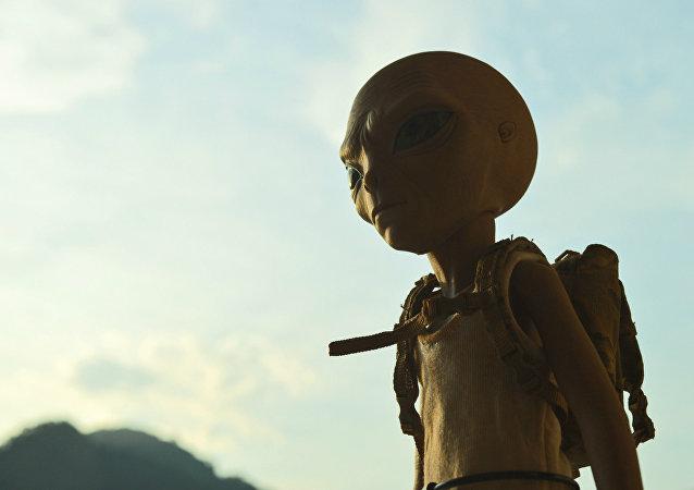 Un alien