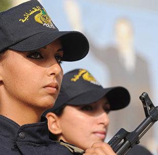 Algérie, police