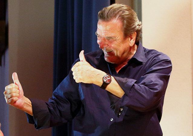 Gerhard Schröder