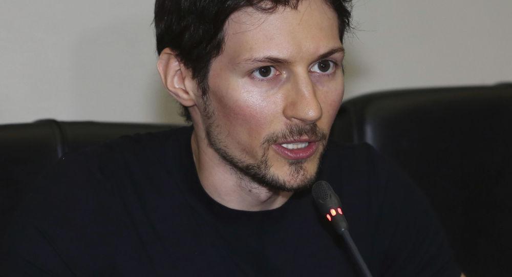 Pavel Dourov