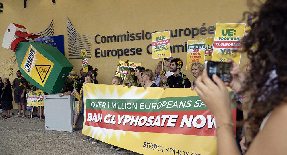 la France s'opposera de nouveau à la ré-homologation du glyphosate en Europe