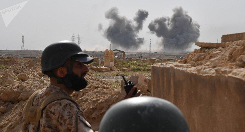 L'armée se rapproche de Deir Ezzor