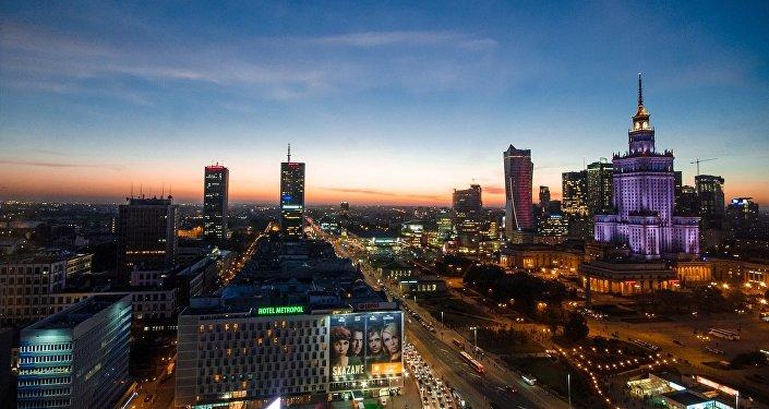 Varsovie, la Pologne
