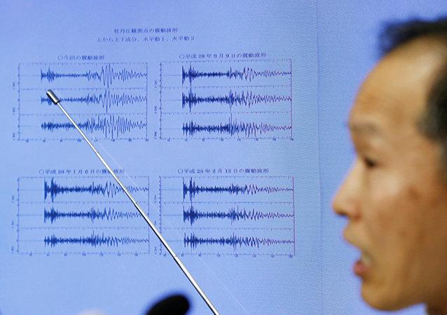 Le test nord-coréen d'une bombe H