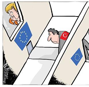 Merkel durcit le ton vis-à-vis du projet d'adhésion de la Turquie à l'Union européenne