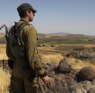 Un soldat israélien