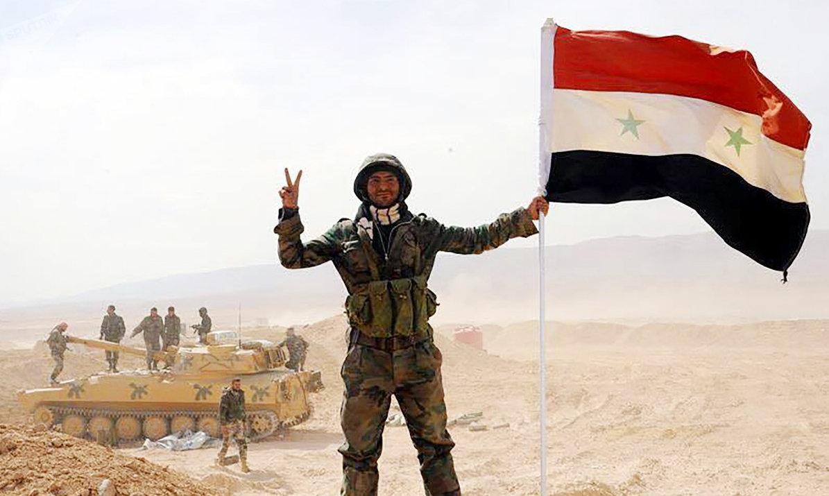 L'armée syrienne a percé le blocus de Deir ez-Zor