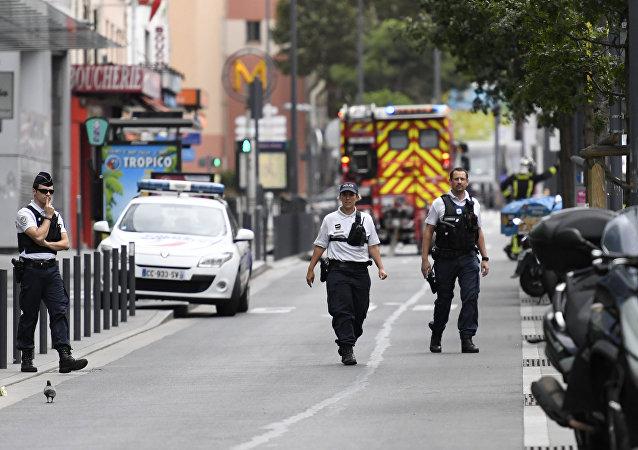 La police à Villejuif