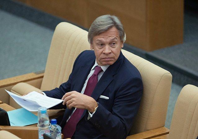 Le sénateur Alexeï Pouchkov