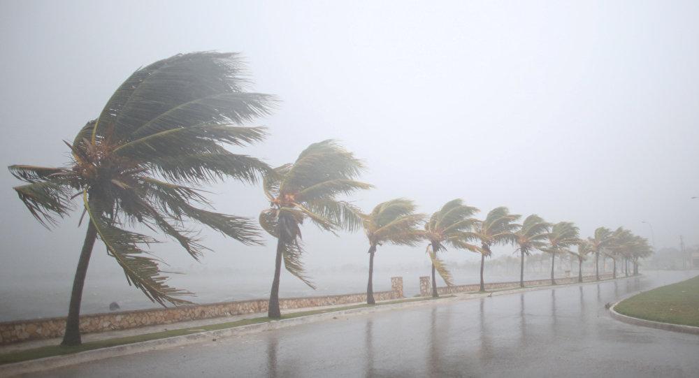 l'ouragan Irma
