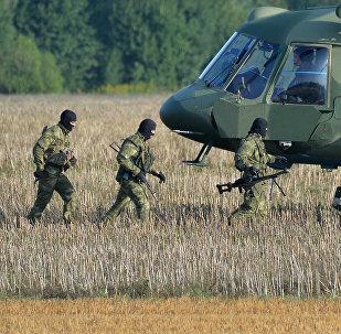 Zapad 2017: l'aviation russe se déplace vers les aérodromes opérationnels