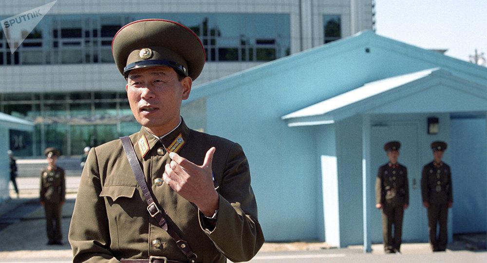 Garde-côtes nord-coréens. Archive photo