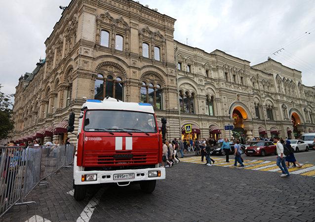 Moscou: plus de 20.000 personnes évacuées suite à plusieurs alertes à la bombe