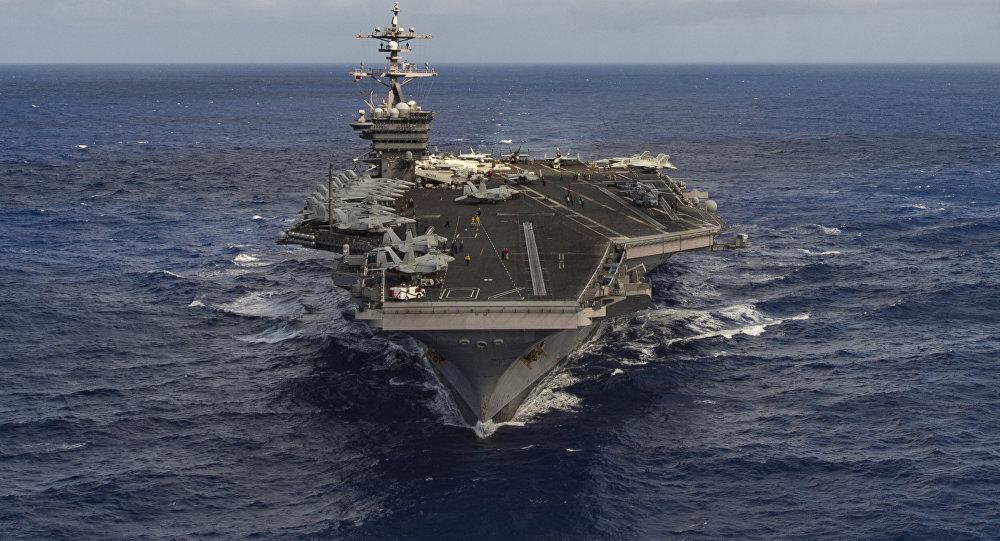 L'armée américaine effectue des exercices de bombardement — Corée du Nord