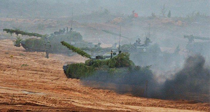 La Russie lance de vastes manœuvres militaires en septembre