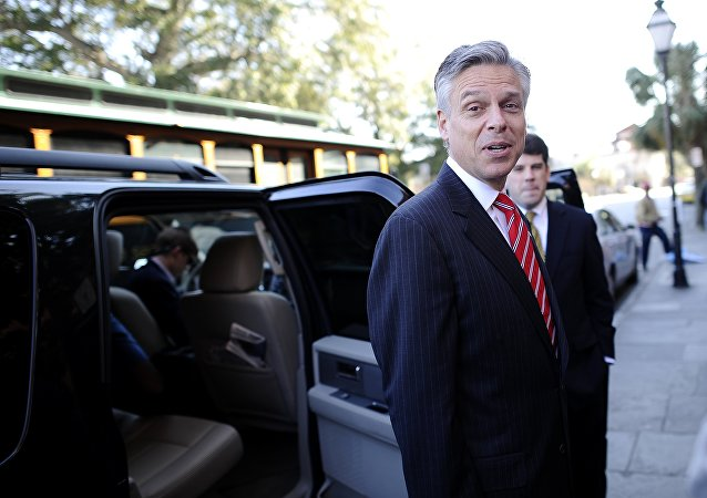 Jon Huntsman. Archive photo
