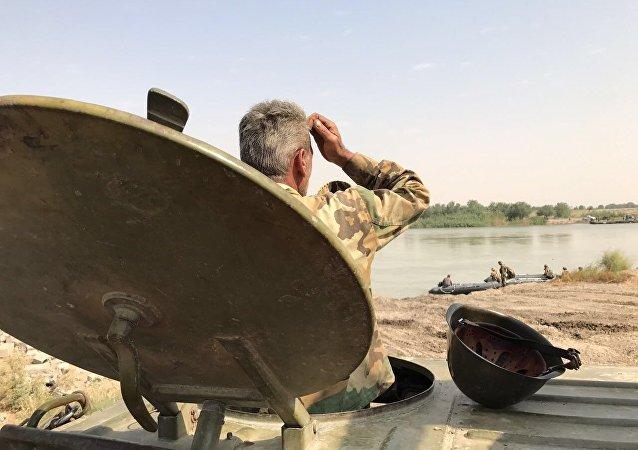 Moscou: la coalition US pourrait «au moins ne pas empêcher» la lutte de Damas contre Daech