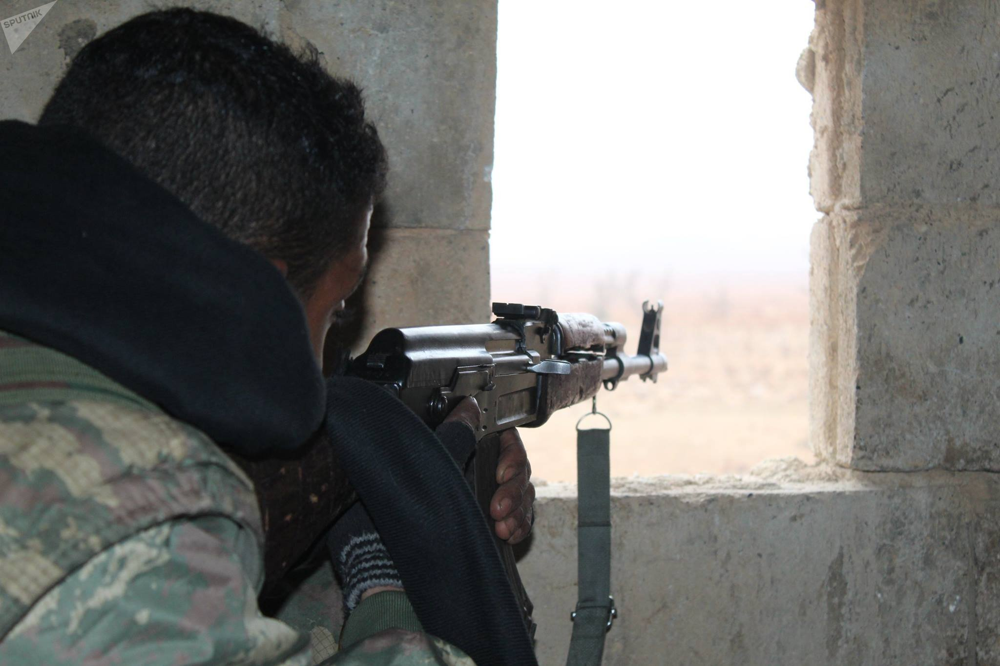 L'EI chassé de 90% de Raqqa par les FDS