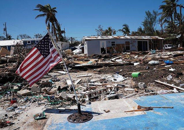 Pourquoi les internautes rendent Trump responsable des anomalies climatiques