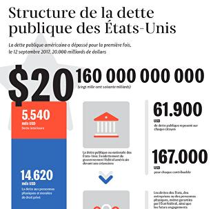 Structure de la dette publique des États-Unis