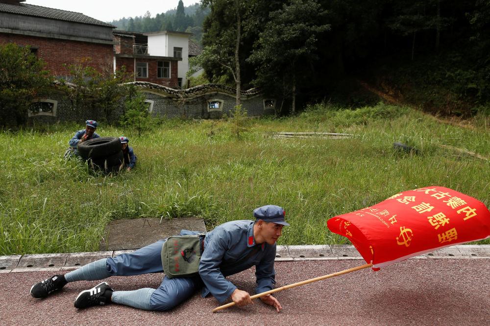 La Longue Marche de l'Armée rouge chinoise