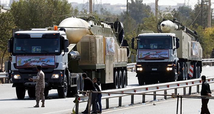Un nouveau missile à tête multiples aurait été lancé