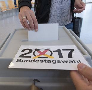 Bureau de vote, Allemagne