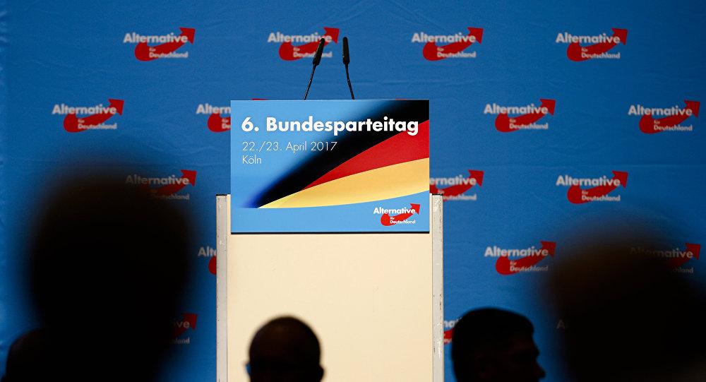 AfD-Bundesparteitag in Köln (Archivbild)