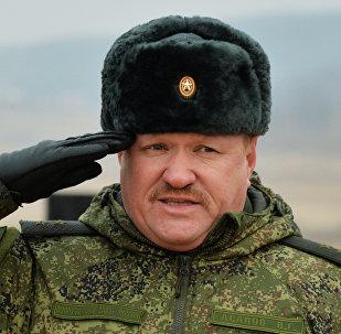Le général de division Valeri Assapov a péri en Syrie