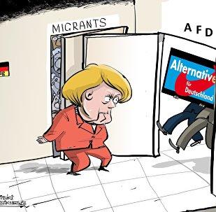 Elections au Bundestag
