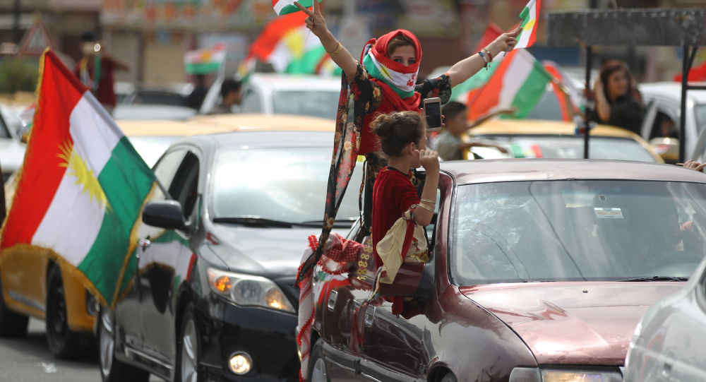 Les Kurdes irakiens disent avoir gagné — Référendum
