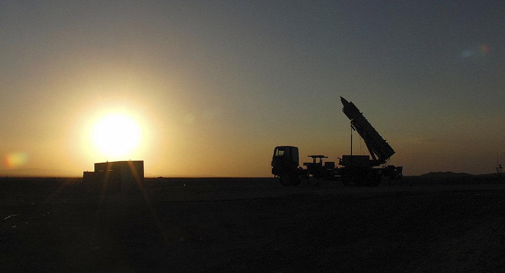 Missiles iraniens Sayyad-2